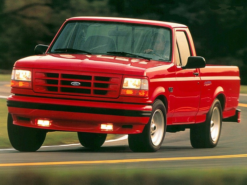 Ford Lightning Specs >> 1st Gen Ford Lightning
